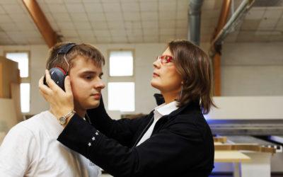 Du 14 au 18 octobre, Norme et Style agit pour la santé auditive au travail