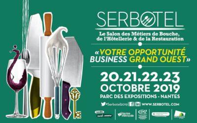 Du 20 au 23 octobre, Norme et Style s'expose au salon Serbotel !