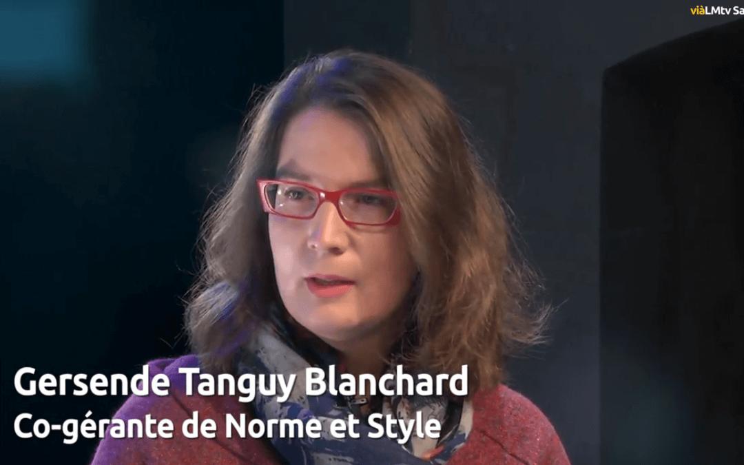 Secrets d'entrepreneure avec Gersende Tanguy Blanchard